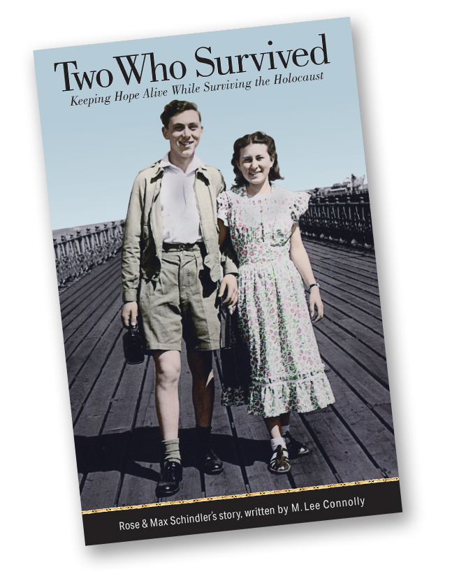 Two Who Survived book