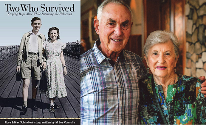Author of the Month with Rose Schindler: Two Who Survived